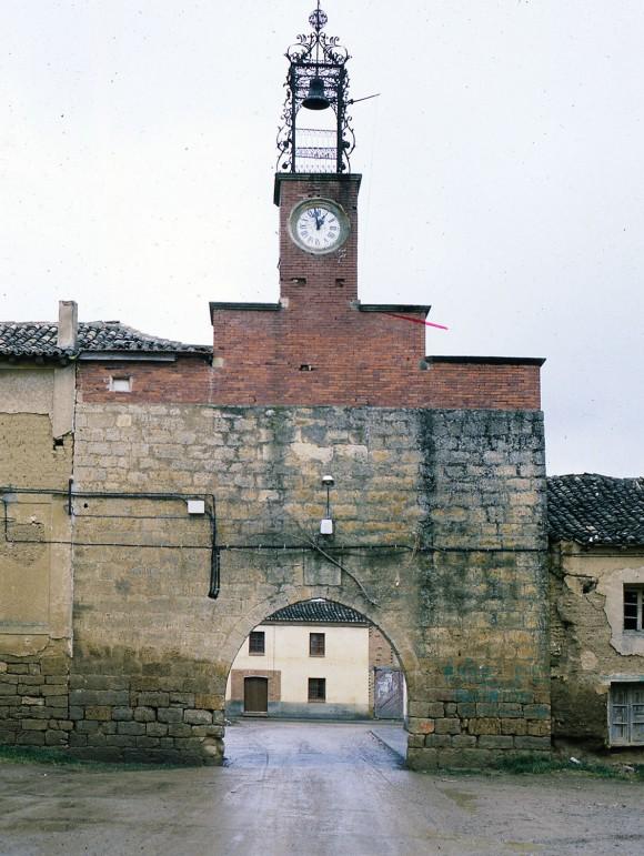 Piña de Campos - Arco