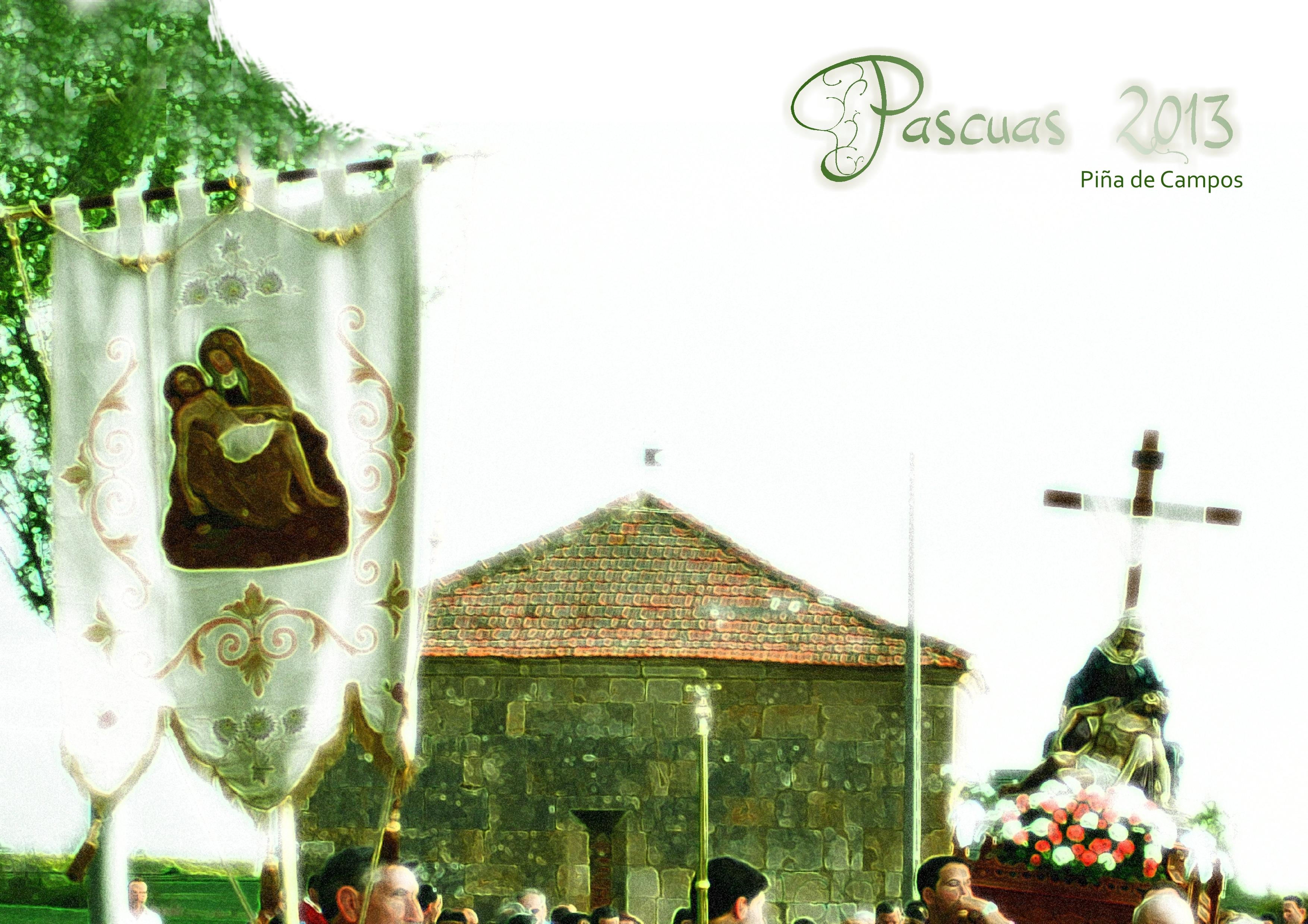Programa de Fiestas Pascuas 2013
