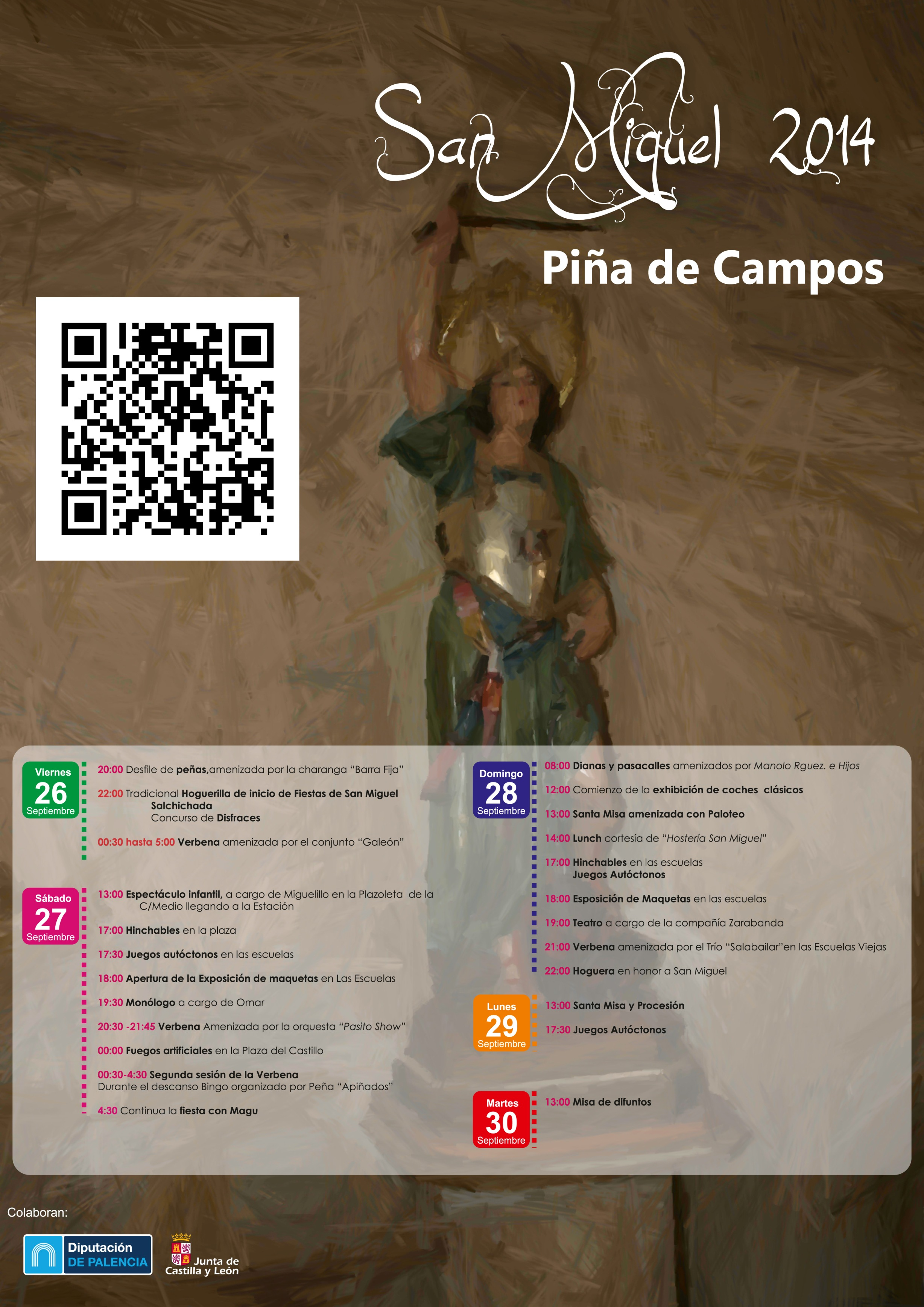 Fiestas San Miguel 2014